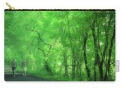 Green Creeper Carry-all Pouch