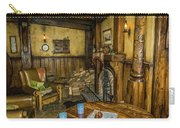 Green Dragon Fireplace Carry-all Pouch