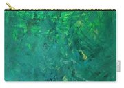Green Exoplanet Surface Carry-all Pouch
