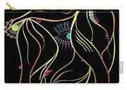 Green Eyed Lady Carry-all Pouch