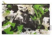 Green Field #2 Carry-all Pouch