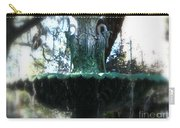 Green Fountain Carry-all Pouch