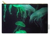 Green Freakiness Carry-all Pouch