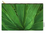 Green Glow Carry-all Pouch