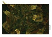 Green Gold Carry-all Pouch
