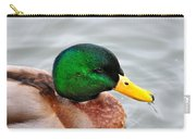 Green Head Carry-all Pouch