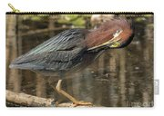 Green Heron Carry-all Pouch