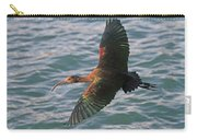 Green Ibis 6 Carry-all Pouch