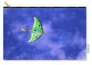 Green Kite Carry-all Pouch