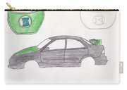 Green Lantern Car Carry-all Pouch