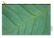 Green Leaf 1 Carry-all Pouch