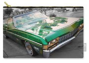 Green Low Rider Carry-all Pouch