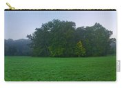 Green Meadow In Autumn Carry-all Pouch
