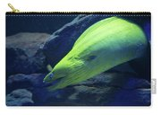 Green Moray Eel Carry-all Pouch