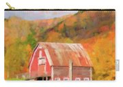 Green Mountains Barn Carry-all Pouch