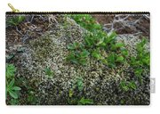 Green On Rocks Carry-all Pouch