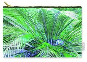 Green Palm Carry-all Pouch