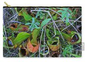 Northern Pitcher Plant Carry-all Pouch