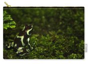 Green Poison Dart Frog Carry-all Pouch