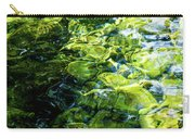 Green Reflection Carry-all Pouch
