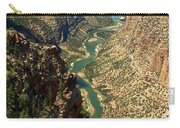 Green River Carving Canyon Carry-all Pouch