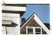 Green Roof Stonington Deer Isle Maine Coast Carry-all Pouch