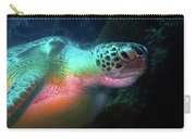 Green Sea Turtle 1 Carry-all Pouch
