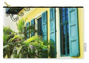 Green Shutters Carry-all Pouch