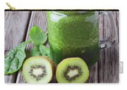 Green Smoothie Carry-all Pouch