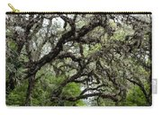 Green Swamp Oak Bower Carry-all Pouch