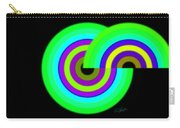 Green Targets Carry-all Pouch