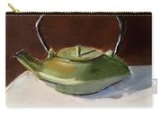 Green Tea Kettle Carry-all Pouch