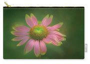 Green Tipped Coneflower Carry-all Pouch