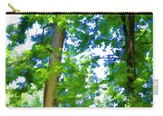 Green Trees 1 Carry-all Pouch