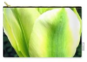Green Tulip Carry-all Pouch