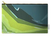 Green Valley Carry-all Pouch by Gina Harrison