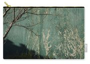 Green Wall Abstract Carry-all Pouch