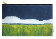 Green Wheat Field Carry-all Pouch