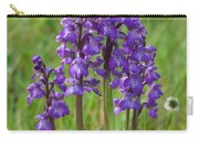 Green-winged Orchids Carry-all Pouch