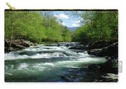 Greenbrier River Scene Carry-all Pouch