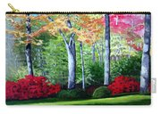 Greenfield Lake Garden Carry-all Pouch