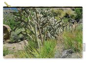 Greening Of The High Desert Carry-all Pouch