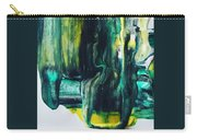 Greenish Carry-all Pouch