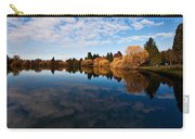 Greenlake Fall Reflections Carry-all Pouch