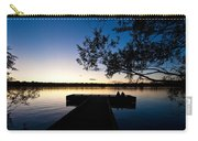 Greenlake Sunset Carry-all Pouch