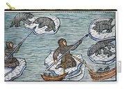 Greenland Eskimos, 1555 Carry-all Pouch