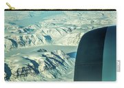 Greenland From Flight Level 380 Carry-all Pouch