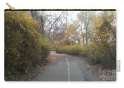 Greenway Trail In The Fall Carry-all Pouch