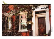 Greenwich Village Charm Carry-all Pouch