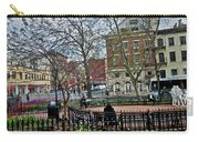 Greenwich Village New York City Carry-all Pouch